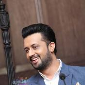 Actor In Law music launch with Atif Aslam