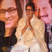 Amitabh Bachchan launches Ghazal album Destiny