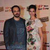 Chennai Express celebrates the record breaking success with Zee