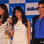 Esha Gupta, Chitrangada Singh & Neha Neha Dhupia launches Gillette venus