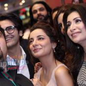 Jawani Phir Nahi Ani premiere at Nueplex Cinemas