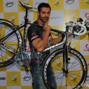 John Abraham unveiled as the brand ambassador of Godrej Eon Tour