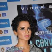Kangna Ranaut launches A Convenient Culprit book