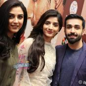 Sanam Teri Kasam premiere in Karachi