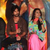 Trailer launch of R...Rajkumar